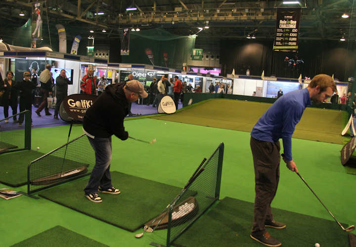 GolfKings Get Rich Pitch Challenge